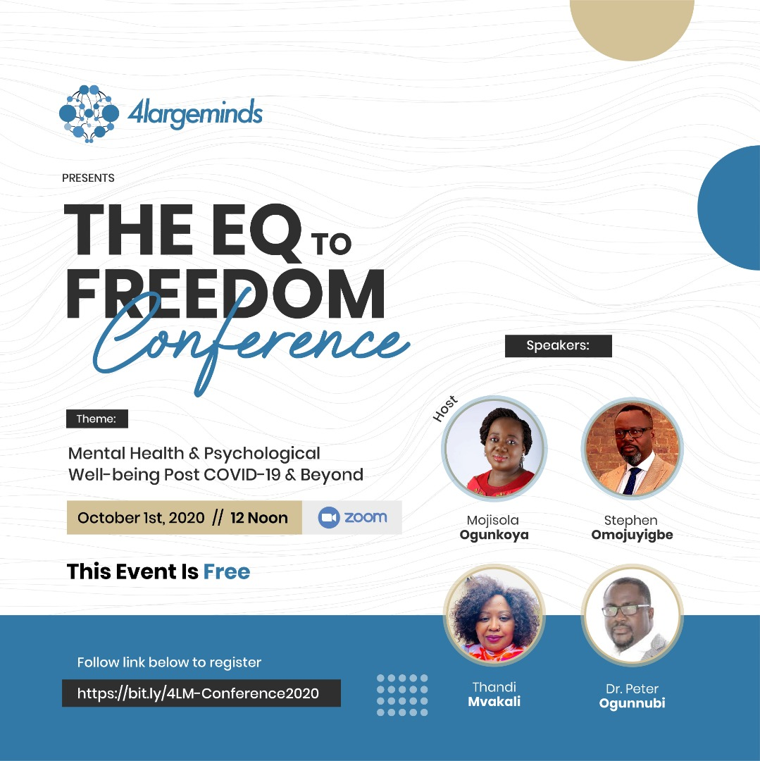 The EQ to Freedom Conference 2020